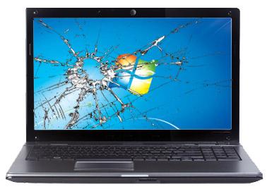 Замена матрицы ноутбука Panasonic, услуги компьютерного мастера